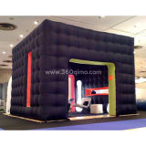 It122 Large Outdoor Blow up Cube Wedding Party LED Light Camping Inflatable Tent Price for Outdoor Events