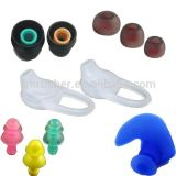 Custom Colors Silicone Earbud Tips