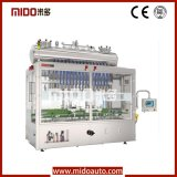 Daily Cosmetics Piston Filling Packing Machine for Packing Line with 10 Heads