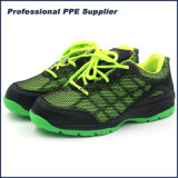 Kpu Upper Stylish Safety Shoes with Steel Toe