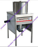 China Vegetable Processing Garlic Onion Separator Peeling Peeler Machine
