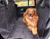 Hot Item, Black Car Pet Seat Cover with Non-Slip Net and Seat Anchors for Cars