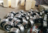 Cast Iron Heavy Load Rail Wheel for Industry and Transfer Cart