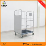Tow Shelf Steel Cart for Warehouse