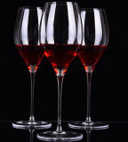 350ml Hand Made Mouthblown Crystal Wine Cup