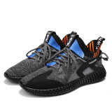 2020 Summer Korean Version of The Trend of The Wild Breathable Mesh Daddy Shoes Sports Casual Men′s Shoes