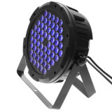 Plastic Body 60LED 1.5W 3in1 RGB LED PAR Lights