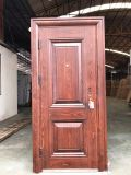 Cheap Steel Panel French Exterior Standard Door Guangzhou