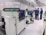 Automatic SMT SMD PCB Production Line for LED TV
