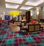 Flame Retardant Floral Pattern Hotel Commercial Carpet Price