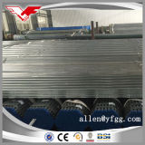 Youfa Brand Hot Dipped Galvanized Fence Post ERW Steel Pipes Price