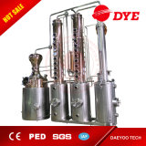 Red Copper Distillation Equipment Making Palm Red Wine