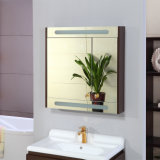 24'' Espresso Painted Waterproof Wall Mounted Bathroom Cabinet Unit