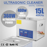15 L Liters Ultrasonic Cleaner 760W Digital Heater Timer