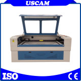 Chinese Supplier 100W 130W Auto Flat and Rotary Device CNC CO2 Laser Engraving Machine for Cutting Wedding Paper Die Board with Best Price