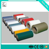Cheap 0.7mm Color Coated Aluminum Coil Metal Roofing Sheet Price