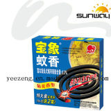 140mm Factory Price Smokeless Black Mosquito Coil