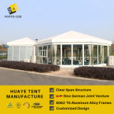 Octagonal Outdoor Multi-Sided Pavilion Tent