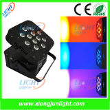 DMX Wireless Rechargeable LED PAR Light PAR Can