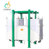 Ctgrain China Supplier Wholesale Double Bin Sieve Plansifter