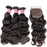 Factory Whosale Price 100% Indian Virgin Hair Natural Color