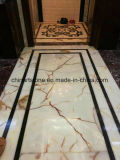 Chinese White Onxy Marble Tile for Floor, Wall, Steps, Handrail