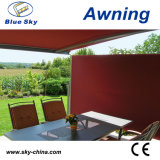 Aluminium Frame Retractable Office Awning Screen