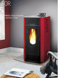 Home Use Italian Biomass Wood Pellet Stove