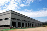Prefab Portal Frame Steel Fabrication Construction Structure