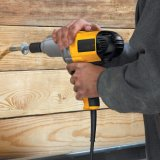 Cordless Power Tools 20V Impact Wrench with Li-ion Battery