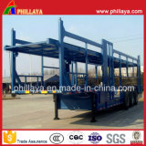 2 Axles Car Carrier Truck for Car Transportation