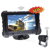 "Waterproof Back up Car Reversing Camera System with 7"" Unique Monitor"