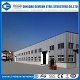 Chinese Prefabricated Steel Structure Godown Shed Tent
