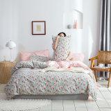 Custom Cheap Article Comforter Set Luxury Quilt Duvet Cover Bedding Set