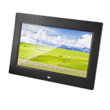 10 Inch 1024*600 Digital Photo Frame with Video Music Photos Playback