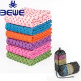 Wholesale Price Portable Fitness Multicolor Non-Slip Soft Yoga Towel