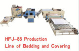 Quilts for Bedding Making Production Line (HFJ-88)