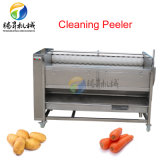 Commercial Wash Machine Vegetable Cleaning and Peeling Machine (TS-M800)