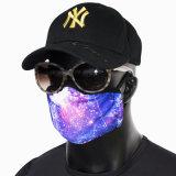 Custom Logo Fashion Cloth Face Mask Cotton Mouth Sport Neoprene Bike Ski Mask Wholesale Dust Mask Custom Pollution Cycling Face Masks Cheap