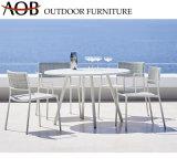 Modern Wholesale Outdoor Garden Sets Balcony Resort Villa Hotel Restaurant Bistro Bar Rattan Dining Furniture