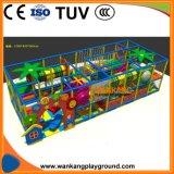 Newest Design Large Children Indoor Playground (WK-E181205A)