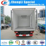 Forland Small Capacity Fish/Vegetable Delivery Refrigeratortruck