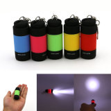 Outdoor Portable Powerful Mini Light Torch Micro USB Charging Flashlight