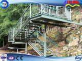 Low Cost Steel Structure Platform/ Stairs