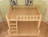 Solid Wooden Bed Room Bunk Beds Children Bunk Bed (M-X2203)