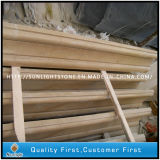 Beige Marble & Travertine Skirting Line and Border Line