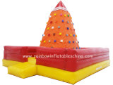 Hot Sale Kids Outdoor Inflatable Climbing Mountain