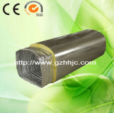 Square Glass Wool Insulated Flexible Duct.