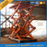 Hydraulic Fixed Scissor Hoist Goods Lifter for Sale