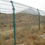 Isolative Protection Welded Wire Mesh Fence